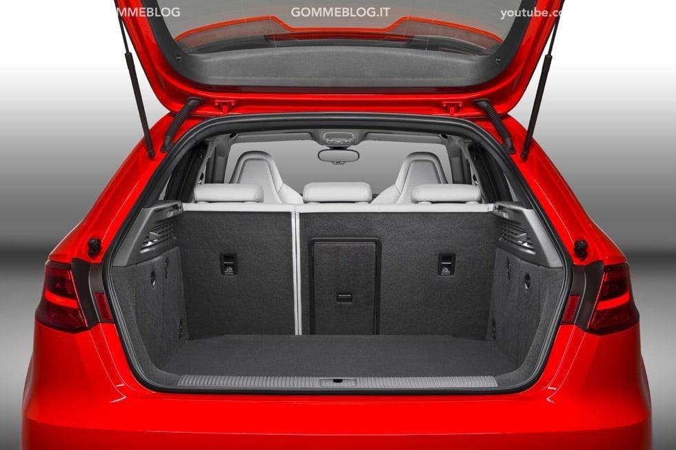 Nuova Audi RS 3 Sportback – La GALLERIA IMMAGINI COMPLETA 19