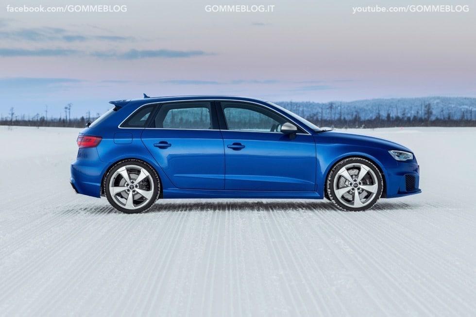 Nuova Audi RS 3 Sportback – La GALLERIA IMMAGINI COMPLETA 2