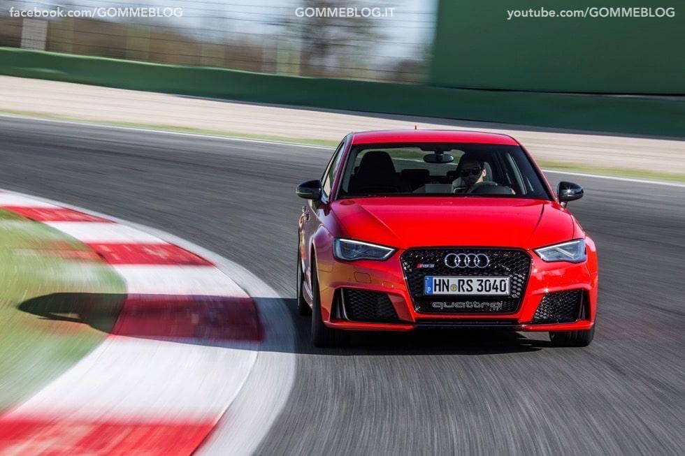 Nuova Audi RS 3 Sportback – La GALLERIA IMMAGINI COMPLETA 27