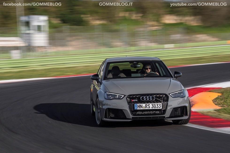 Nuova Audi RS 3 Sportback – La GALLERIA IMMAGINI COMPLETA 33