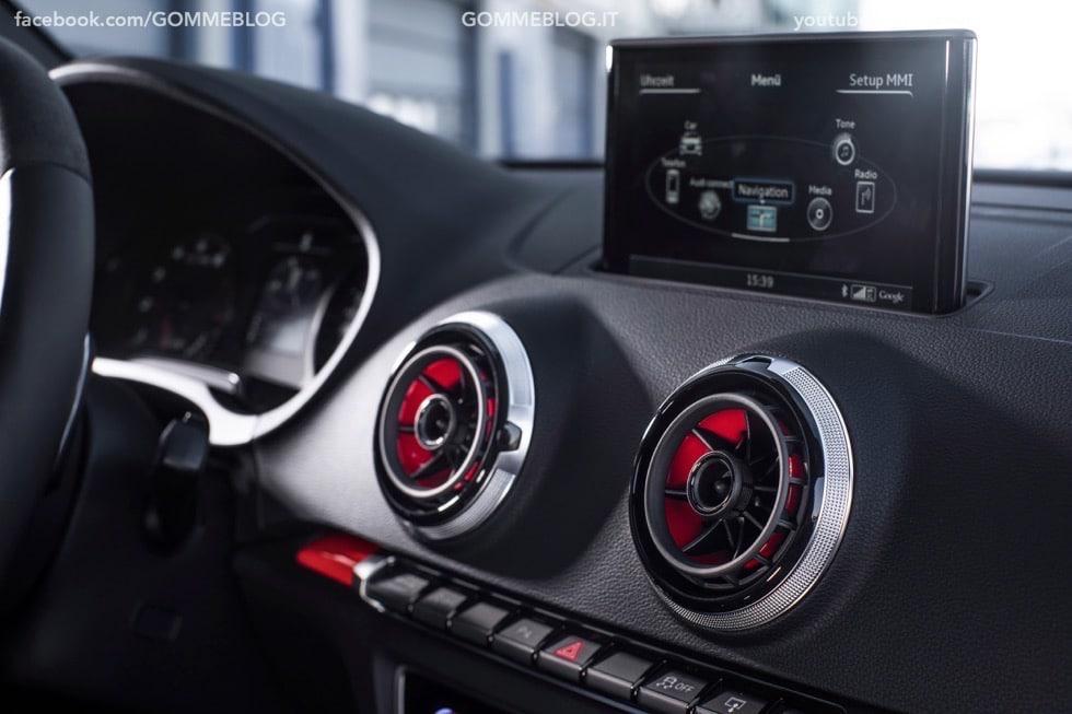 Nuova Audi RS 3 Sportback – La GALLERIA IMMAGINI COMPLETA 39