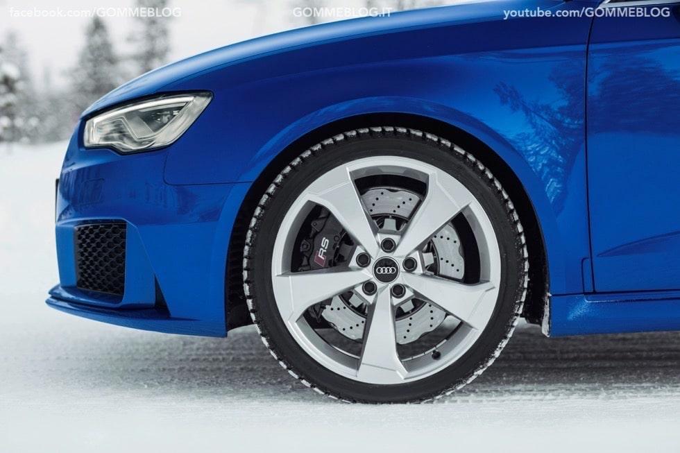 Nuova Audi RS 3 Sportback – La GALLERIA IMMAGINI COMPLETA 4