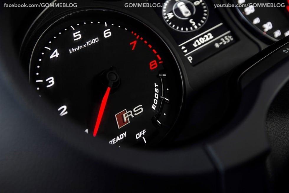 Nuova Audi RS 3 Sportback – La GALLERIA IMMAGINI COMPLETA 9