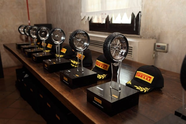 Pirelli Supplier Award 2015 - 2