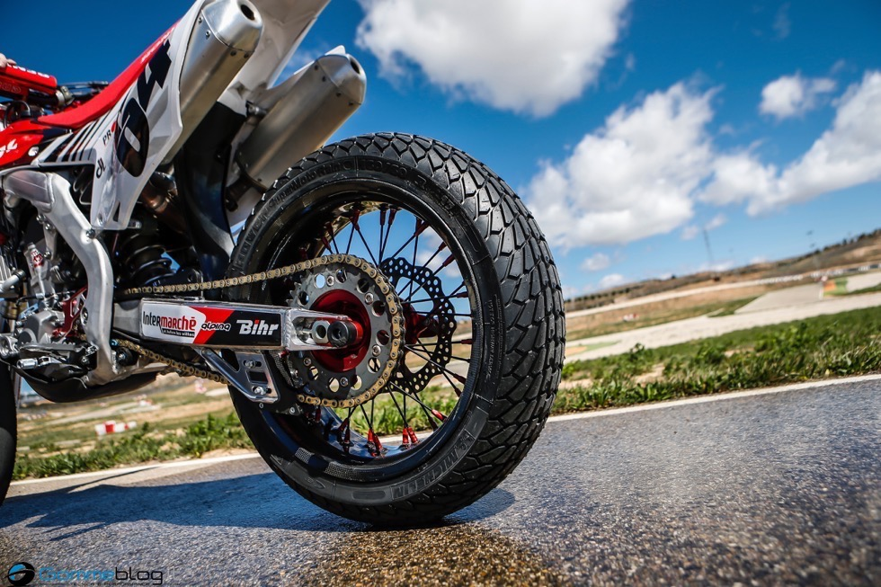 Michelin Power SuperMoto & SuperMoto Rain 1