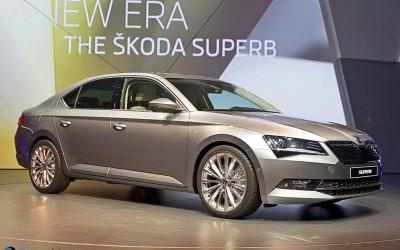 Continental equipaggia la nuova Skoda Superb