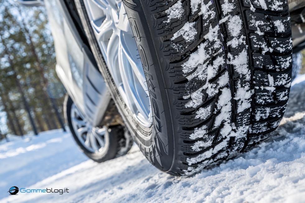 Nokian WR SUV 3: il 1° pneumatico invernale al mondo di classe A 1