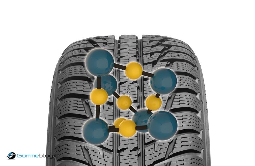 Nokian WR SUV 3: il 1° pneumatico invernale al mondo di classe A 8