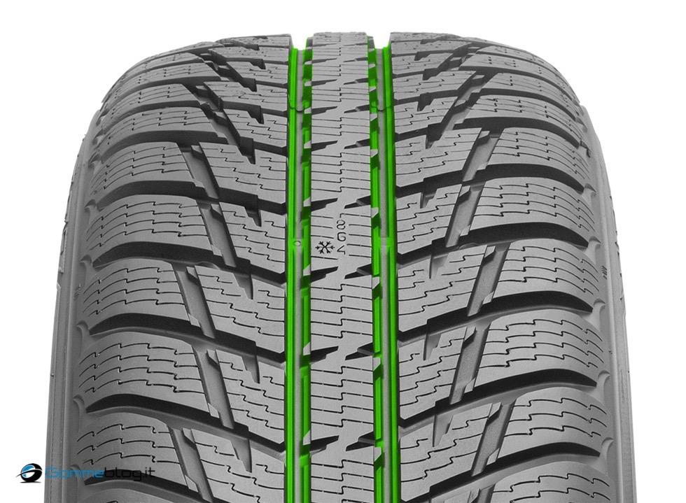 Nokian WR SUV 3: il 1° pneumatico invernale al mondo di classe A 5