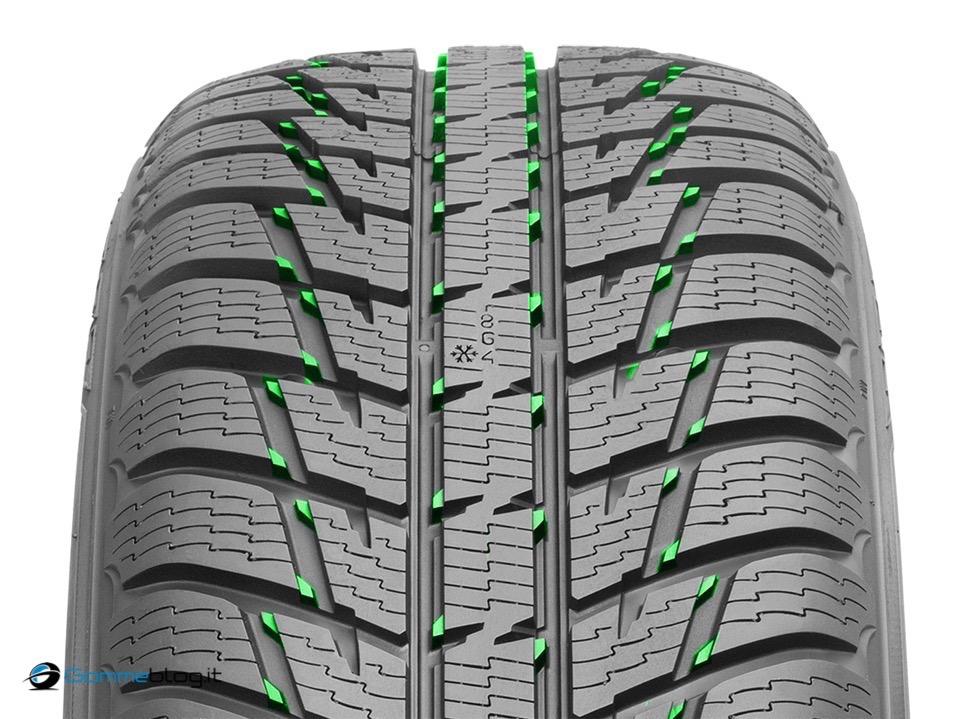 Nokian WR SUV 3: il 1° pneumatico invernale al mondo di classe A 3