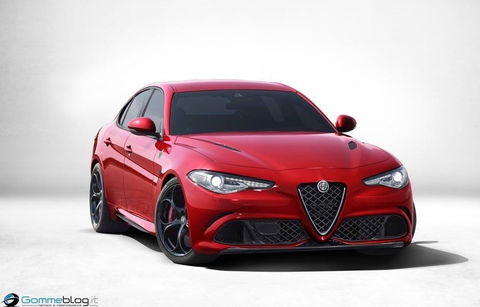 Alfa Romeo Giulia: La Meccanica delle Emozioni 9