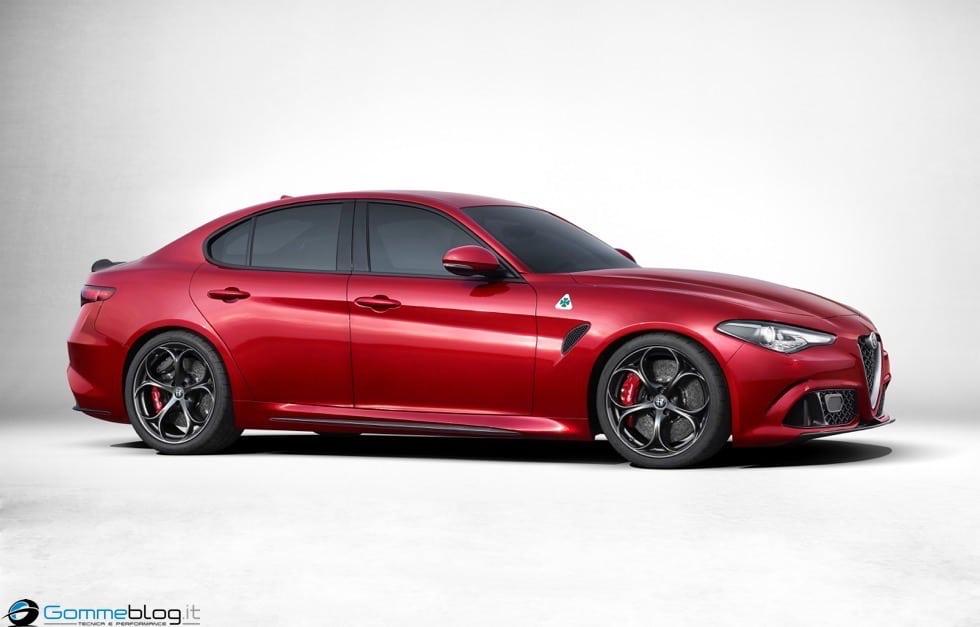 Alfa Romeo Giulia: La Meccanica delle Emozioni 8