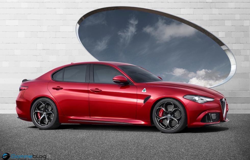 Alfa Romeo Giulia: La Meccanica delle Emozioni 6