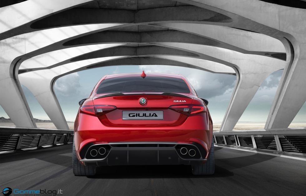 Alfa Romeo Giulia: La Meccanica delle Emozioni 5