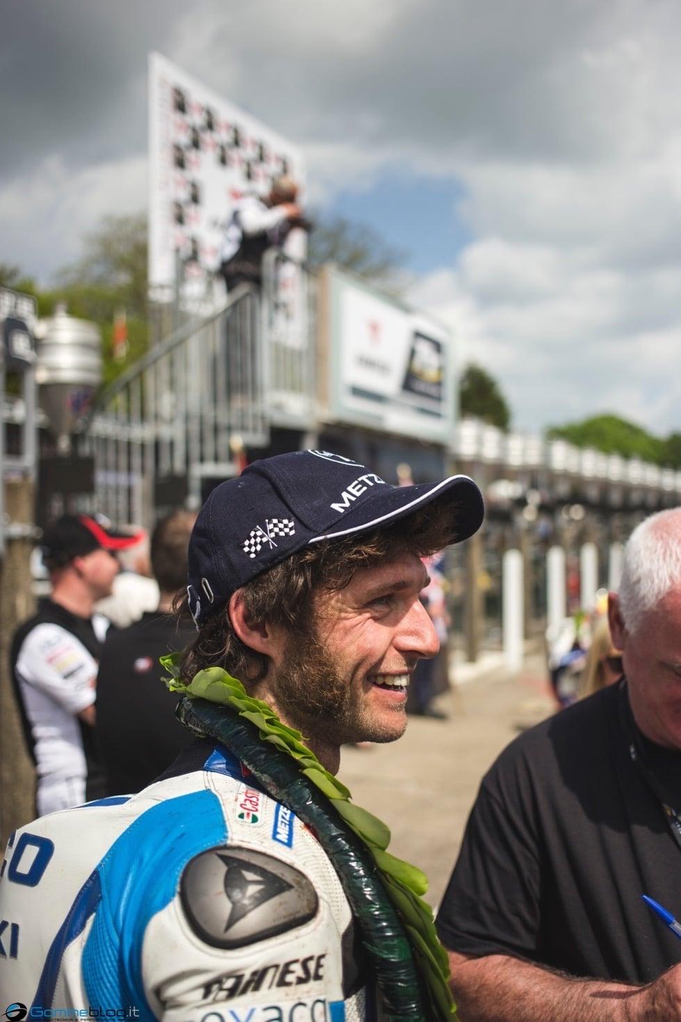 TT Tourist Trophy 2015: Guy Martin e METZELER RACETEC RR Special Edition 7