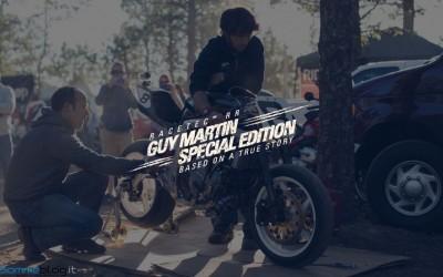 TT Tourist Trophy 2015: Guy Martin e METZELER RACETEC RR Special Edition