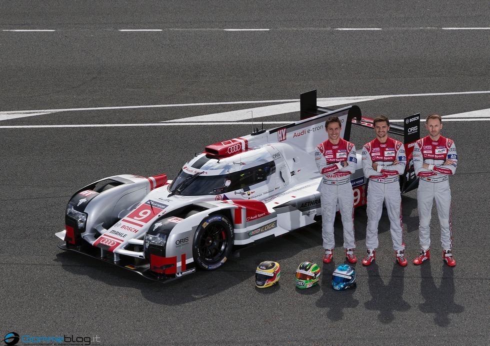 Marco Bonanomi: subito competitivo nei Test a Le Mans 3