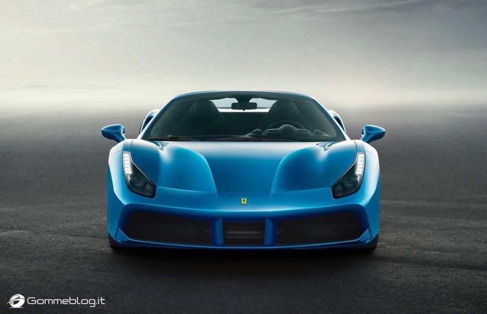 Ferrari 488 Spider: la GTB che si scopre e in soli 14 secondi 3