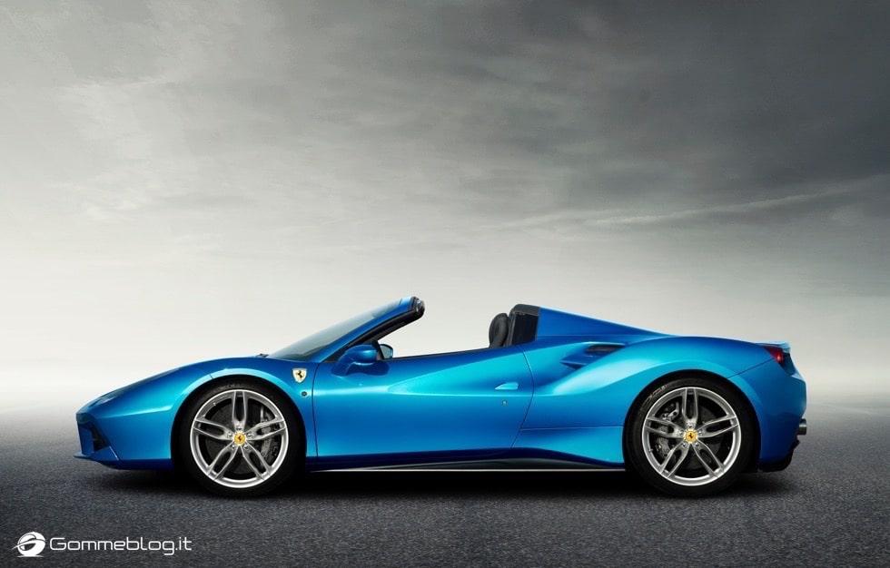 Ferrari 488 Spider: la GTB che si scopre e in soli 14 secondi 1