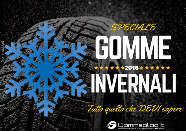 Pneumatici Invernali: Gomme Neve, Termiche, M+S Inverno 2018