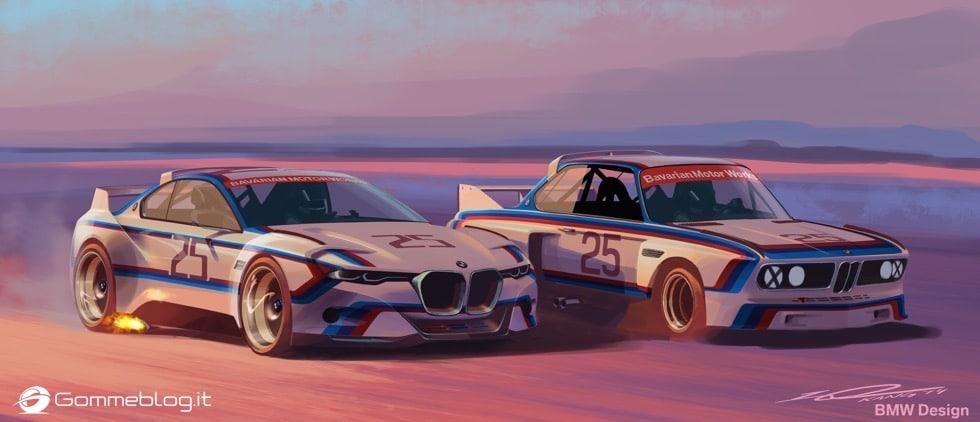 BMW 3.0 CSL Hommage R - Concorso d'Eleganza di Pebble Beach 2015 1