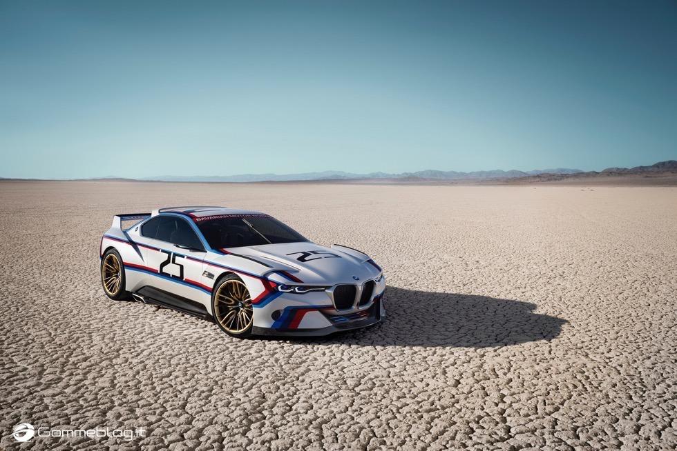 BMW 3.0 CSL Hommage R - Concorso d'Eleganza di Pebble Beach 2015 2
