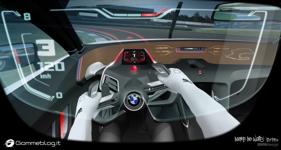 BMW 3.0 CSL Hommage R - Concorso d'Eleganza di Pebble Beach 2015 15
