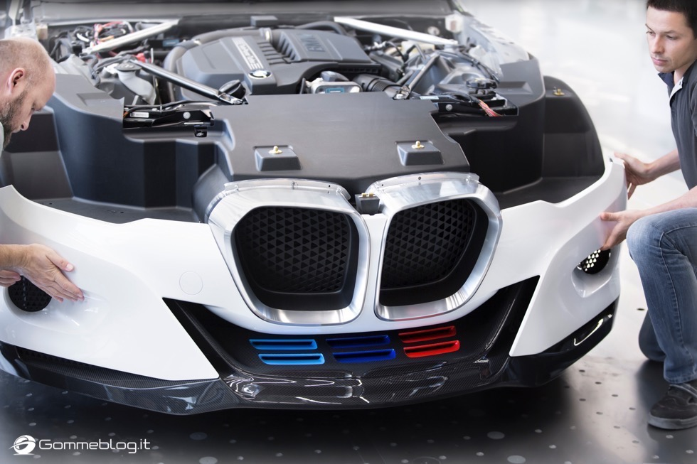 BMW 3.0 CSL Hommage R - Concorso d'Eleganza di Pebble Beach 2015 20