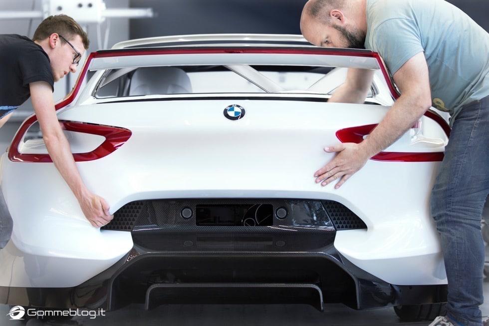 BMW 3.0 CSL Hommage R - Concorso d'Eleganza di Pebble Beach 2015 21
