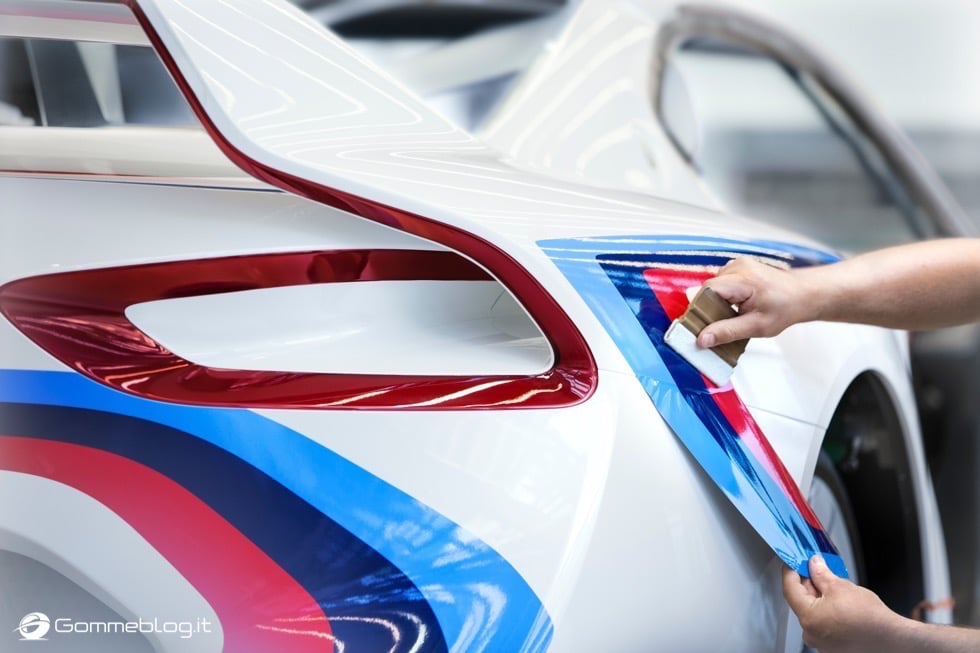 BMW 3.0 CSL Hommage R - Concorso d'Eleganza di Pebble Beach 2015 23