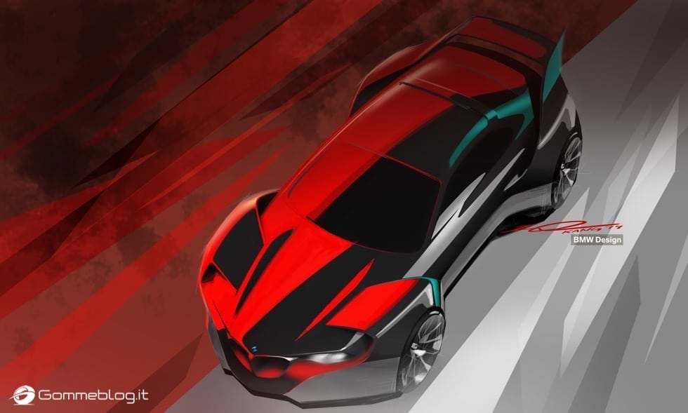 BMW 3.0 CSL Hommage R - Concorso d'Eleganza di Pebble Beach 2015 28