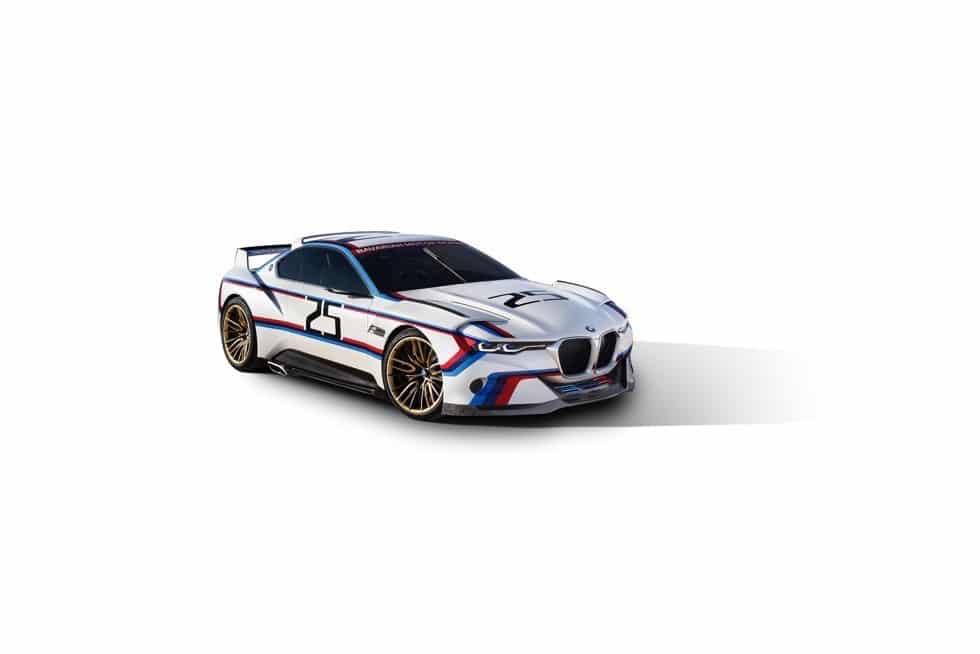 BMW 3.0 CSL Hommage R - Concorso d'Eleganza di Pebble Beach 2015 4