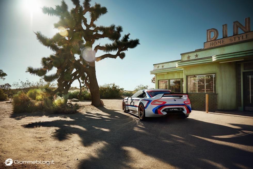 BMW 3.0 CSL Hommage R - Concorso d'Eleganza di Pebble Beach 2015 31