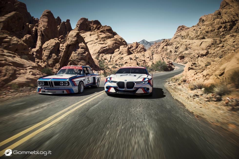 BMW 3.0 CSL Hommage R - Concorso d'Eleganza di Pebble Beach 2015 34