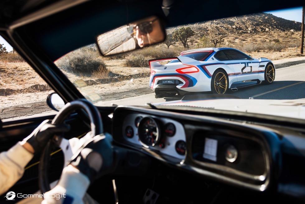 BMW 3.0 CSL Hommage R - Concorso d'Eleganza di Pebble Beach 2015 39