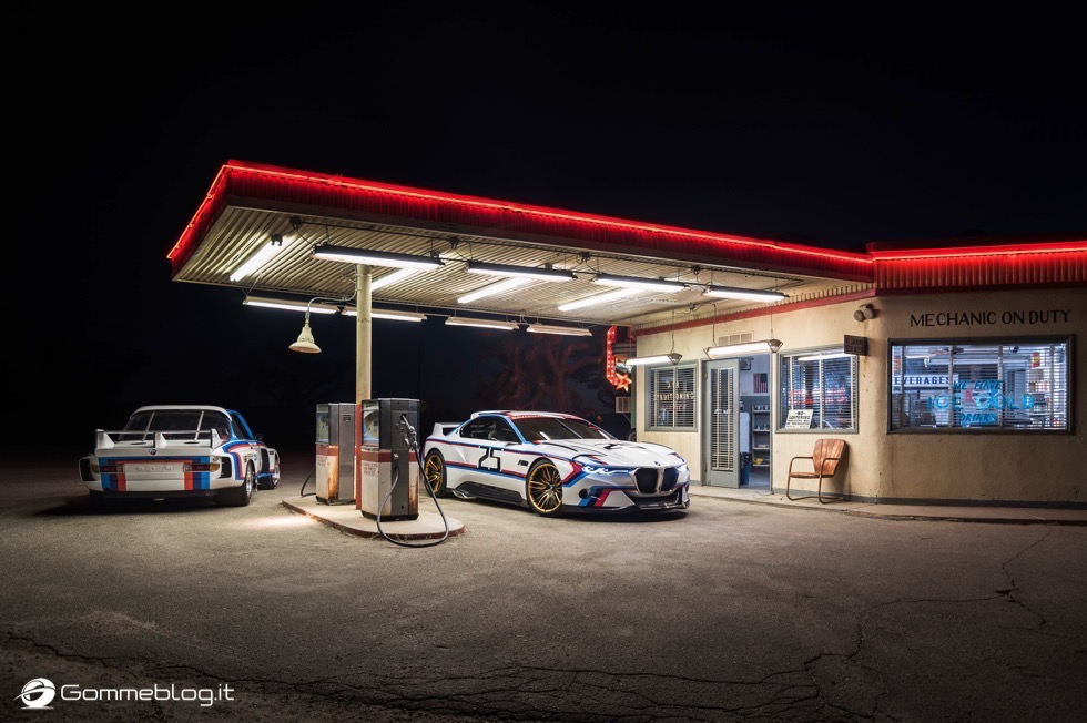BMW 3.0 CSL Hommage R - Concorso d'Eleganza di Pebble Beach 2015 46
