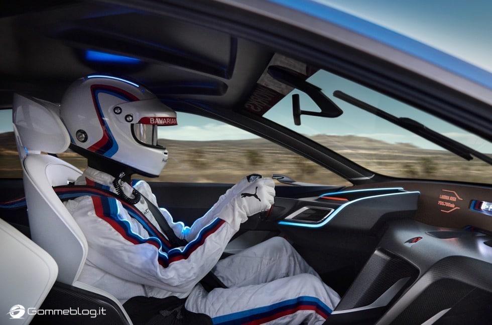 BMW 3.0 CSL Hommage R - Concorso d'Eleganza di Pebble Beach 2015 49