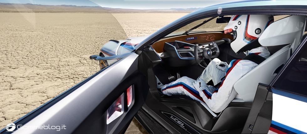 BMW 3.0 CSL Hommage R - Concorso d'Eleganza di Pebble Beach 2015 52