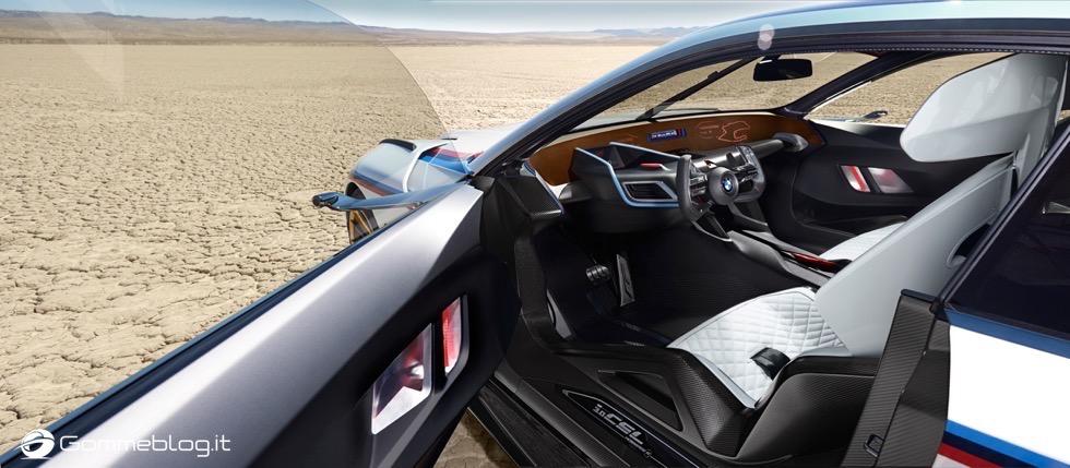 BMW 3.0 CSL Hommage R - Concorso d'Eleganza di Pebble Beach 2015 53