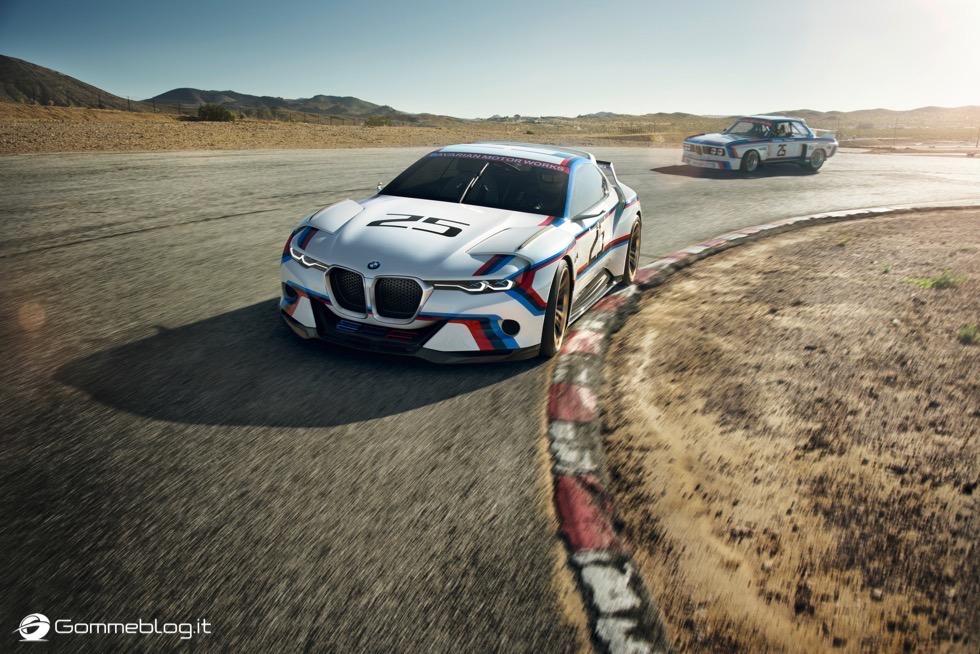 BMW 3.0 CSL Hommage R - Concorso d'Eleganza di Pebble Beach 2015 54
