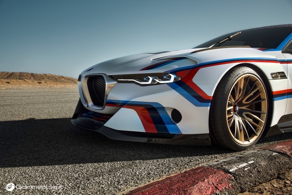 BMW 3.0 CSL Hommage R - Concorso d'Eleganza di Pebble Beach 2015 55