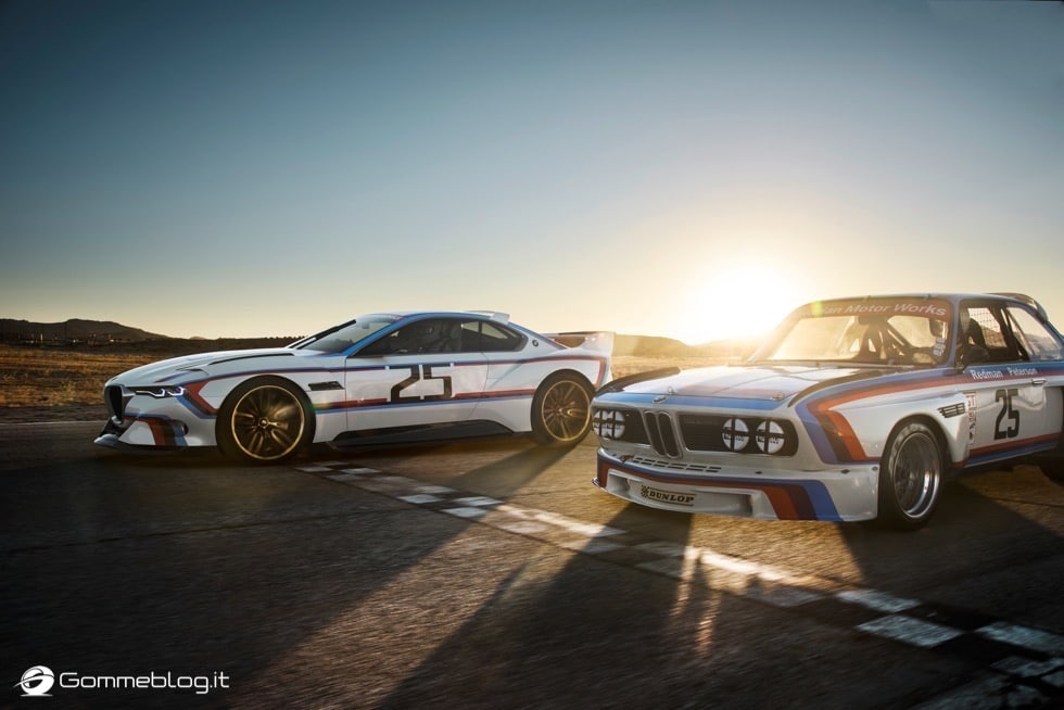 BMW 3.0 CSL Hommage R - Concorso d'Eleganza di Pebble Beach 2015 56