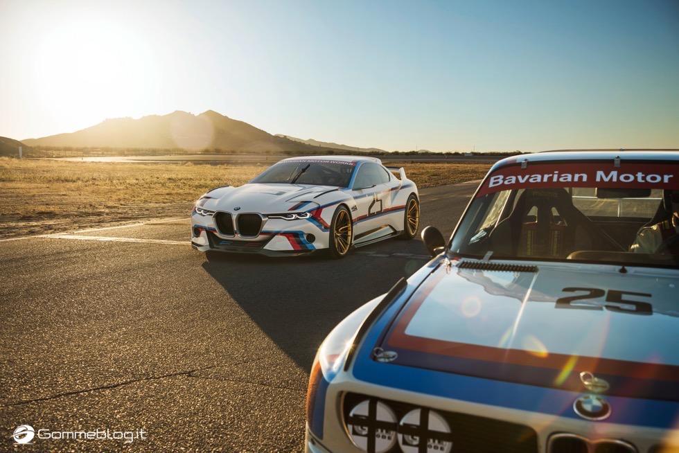 BMW 3.0 CSL Hommage R - Concorso d'Eleganza di Pebble Beach 2015 59