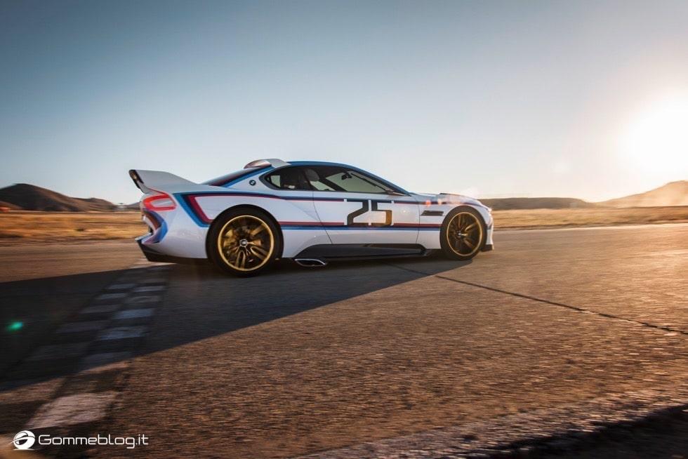 BMW 3.0 CSL Hommage R - Concorso d'Eleganza di Pebble Beach 2015 61