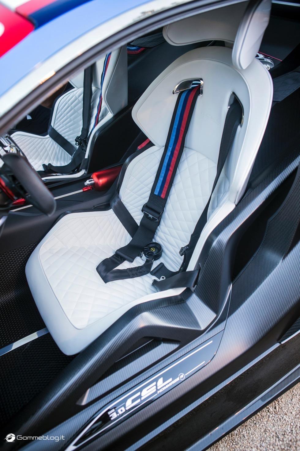 BMW 3.0 CSL Hommage R - Concorso d'Eleganza di Pebble Beach 2015 68