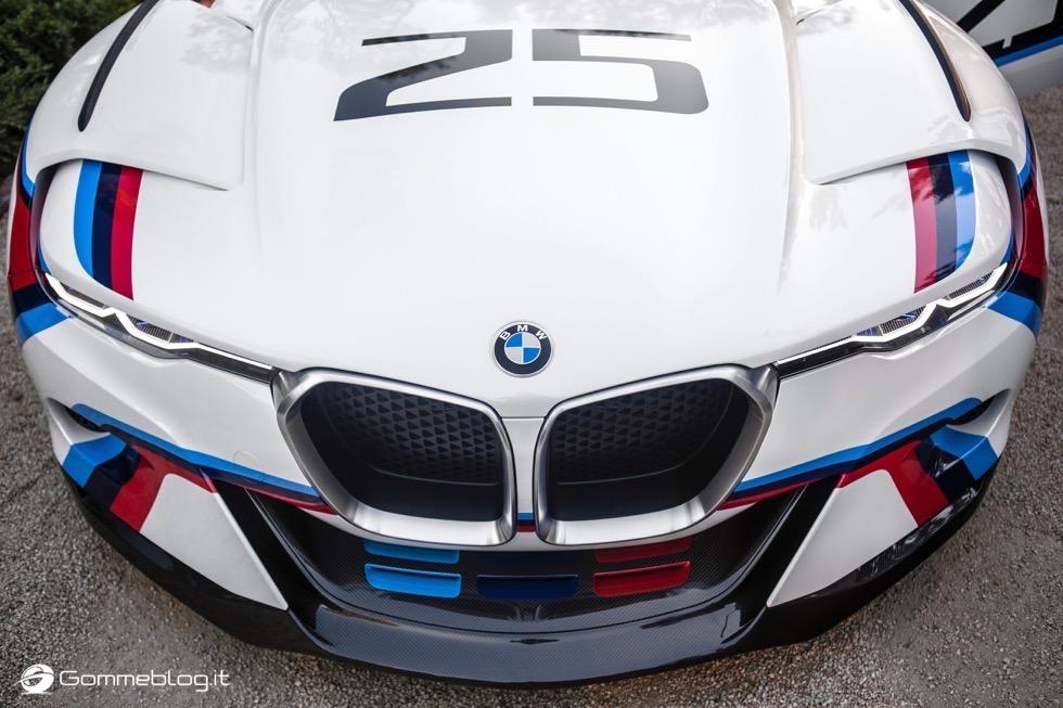 BMW 3.0 CSL Hommage R - Concorso d'Eleganza di Pebble Beach 2015 70