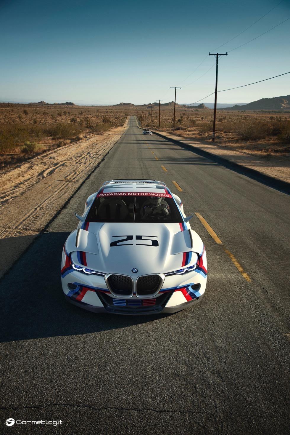 BMW 3.0 CSL Hommage R - Concorso d'Eleganza di Pebble Beach 2015 8