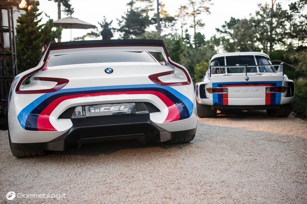 BMW 3.0 CSL Hommage R - Concorso d'Eleganza di Pebble Beach 2015 72