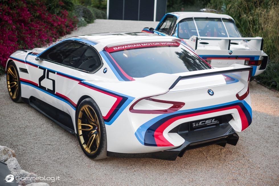 BMW 3.0 CSL Hommage R - Concorso d'Eleganza di Pebble Beach 2015 78