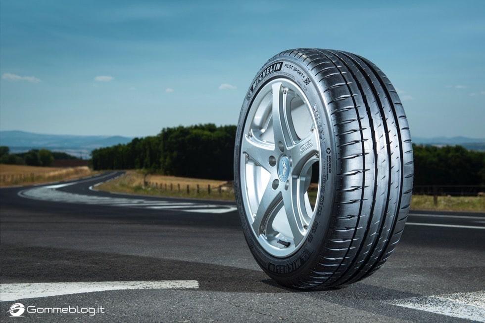 Michelin Pilot Sport 4: Test, Caratteristiche, Prestazioni 36